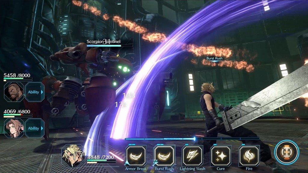Final Fantasy VII Ever Crisis screenshot