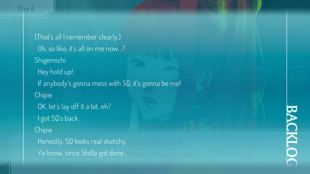 Gnosia Screenshot