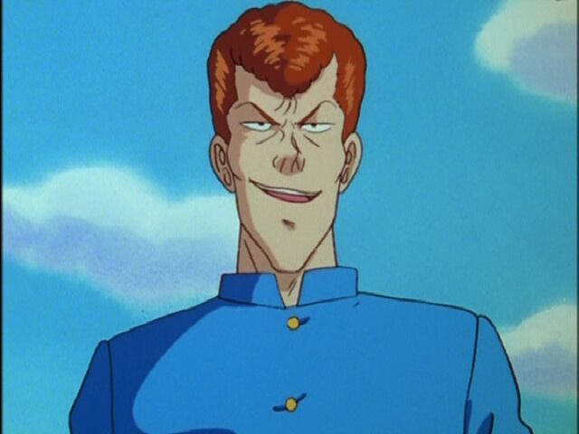 Hump Day Husbandos: Kuwabara (Yu Yu Hakusho)