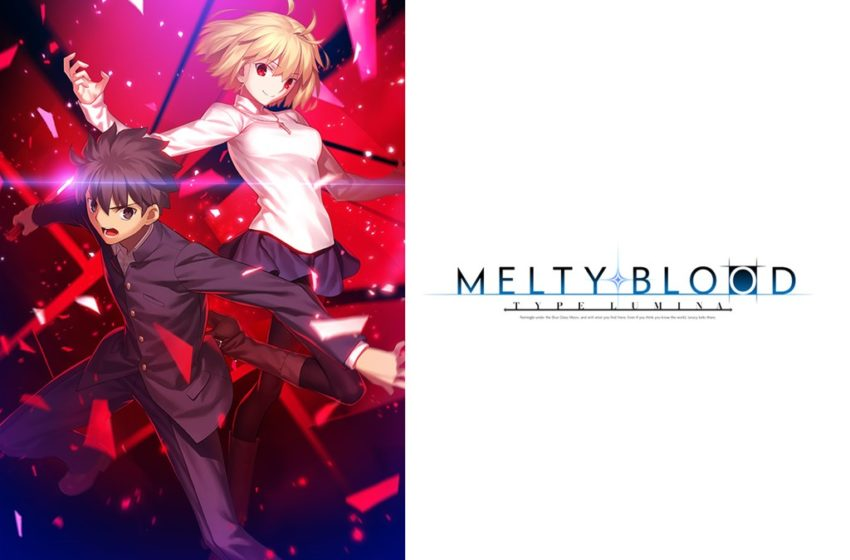 Melty Blood: Type Lumina announced, launching worldwide in 2021