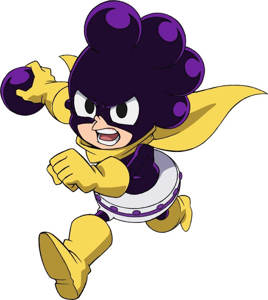 My Hero Academia Mineta