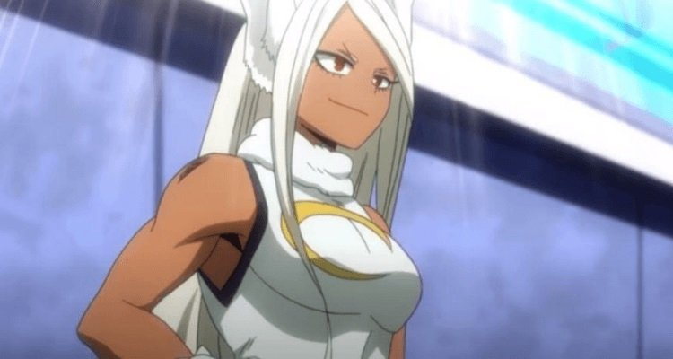 Waifu Wednesday: Miruko (My Hero Academia)