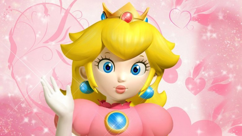 Waifu Wednesday: Princess Peach (Mario)