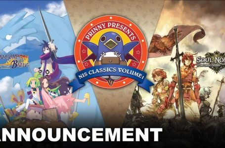 Prinny Presents NIS Classics Volume 1 will bring Phantom Brave and Soul Nomad to Switch this Summer