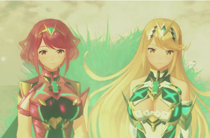Waifu Wednesday: Pyra and Mythra (Xenoblade Chronicles 2)