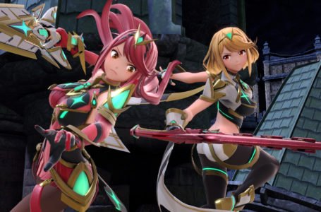 A filthy casual learns to Smash again with Pyra and Mythra