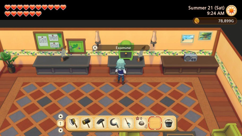 Story of Seasons Pioneers of Olive Town achievement rewards