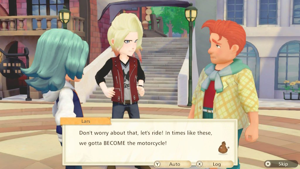 Story of Seasons Pioneers of Olive Town characters