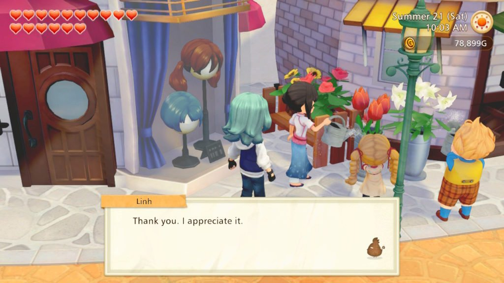 Story of Seasons Pioneers of Olive Town gifts