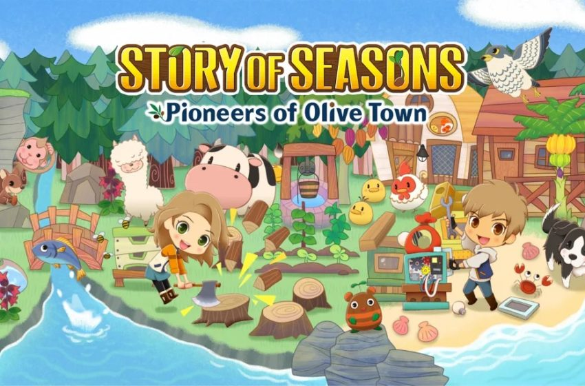 Kick off a great Story of Seasons: Pioneers of Olive Town career with these 5 top tips