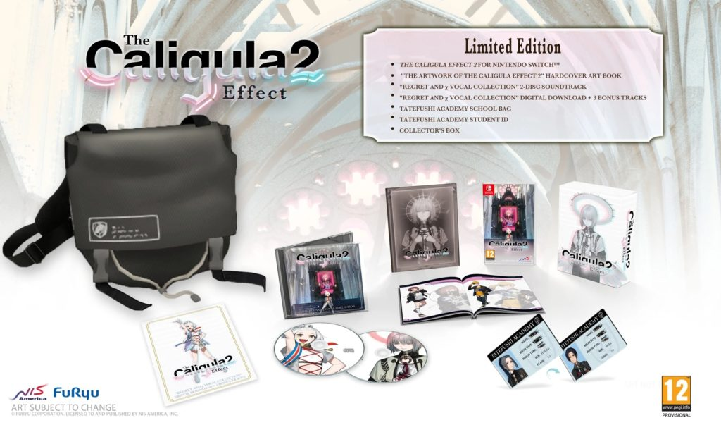 The Caligula Effect 2 Limited Edition