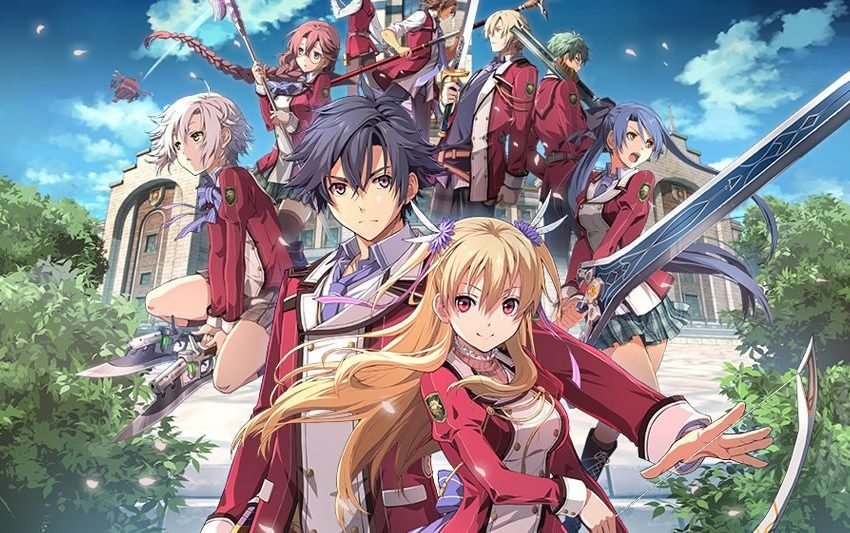 Trails of Cold Steel anime announced for 2022, new game in development