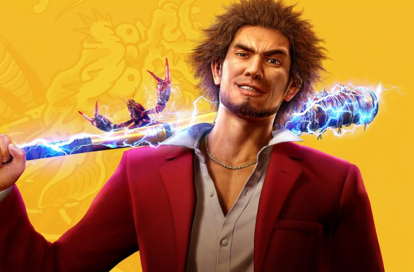 Yakuza: Like a Dragon out today on PS5