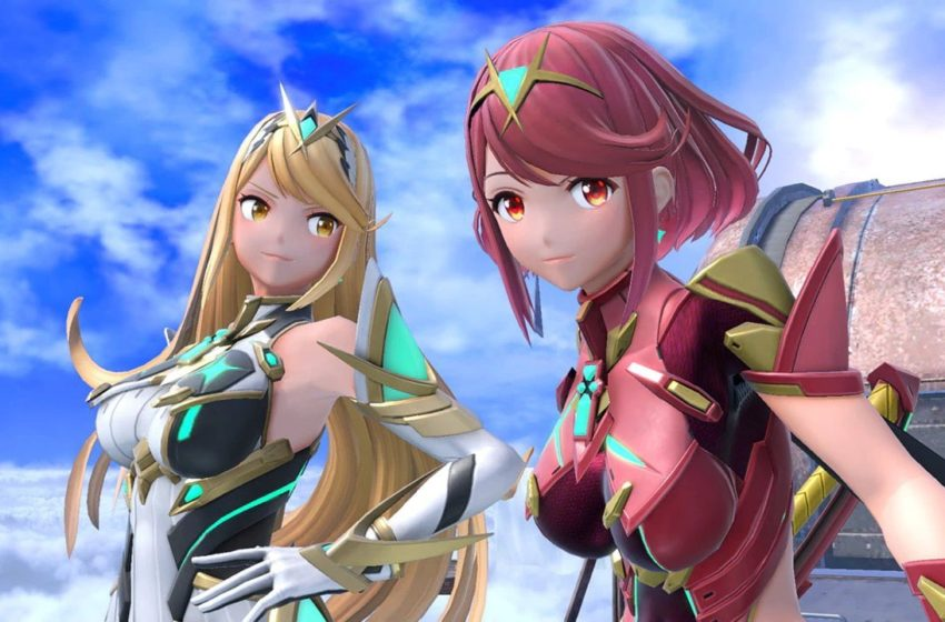 Super Smash Bros: Pyra and Mythra fighters' guide