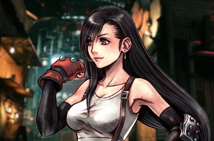 Waifu Wednesday: Tifa Lockhart (Final Fantasy VII)