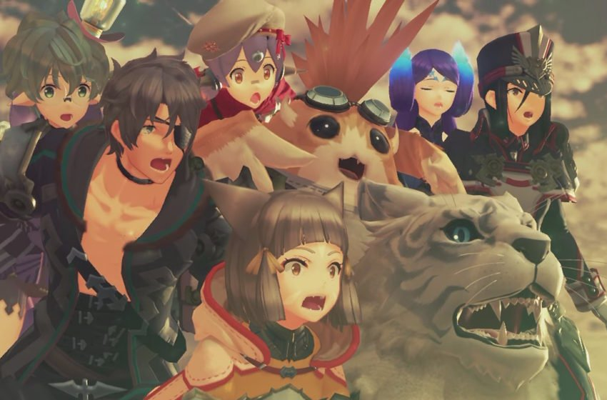 It's time you played Xenoblade Chronicles 2