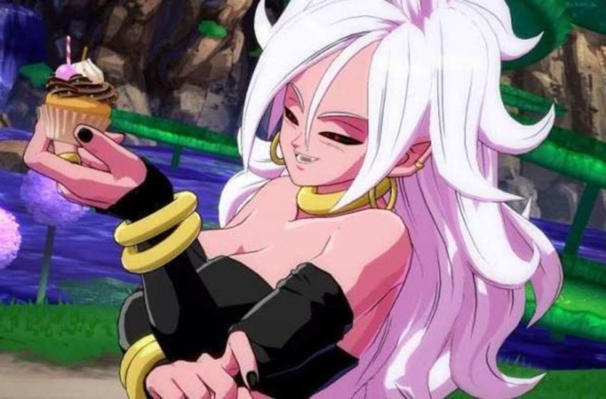 Waifu Wednesday: Android 21 (Dragon Ball FighterZ)