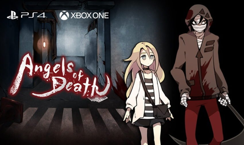 Angels of Death Xbox One PS4