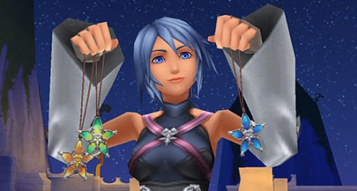 Waifu Wednesday: Aqua (Kingdom Hearts)