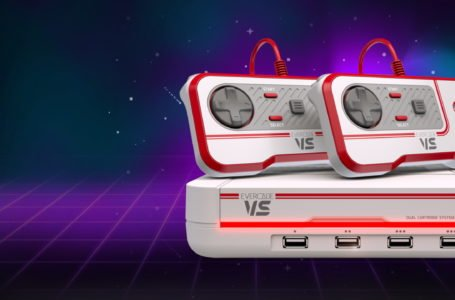 Evercade announces Evercade VS: a new 4-player retro gaming console
