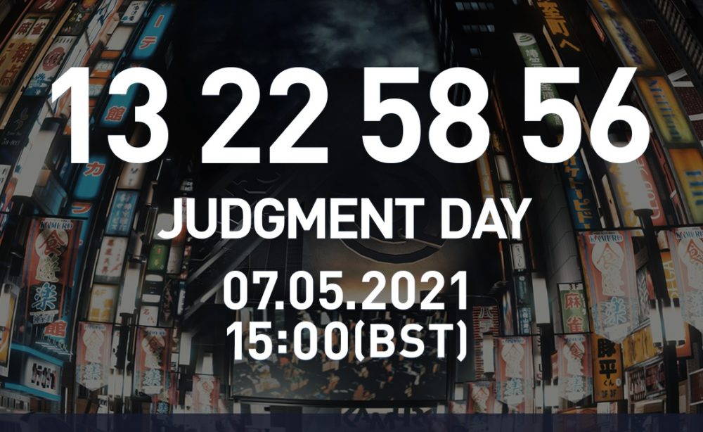 New Judgment announcement teased for May