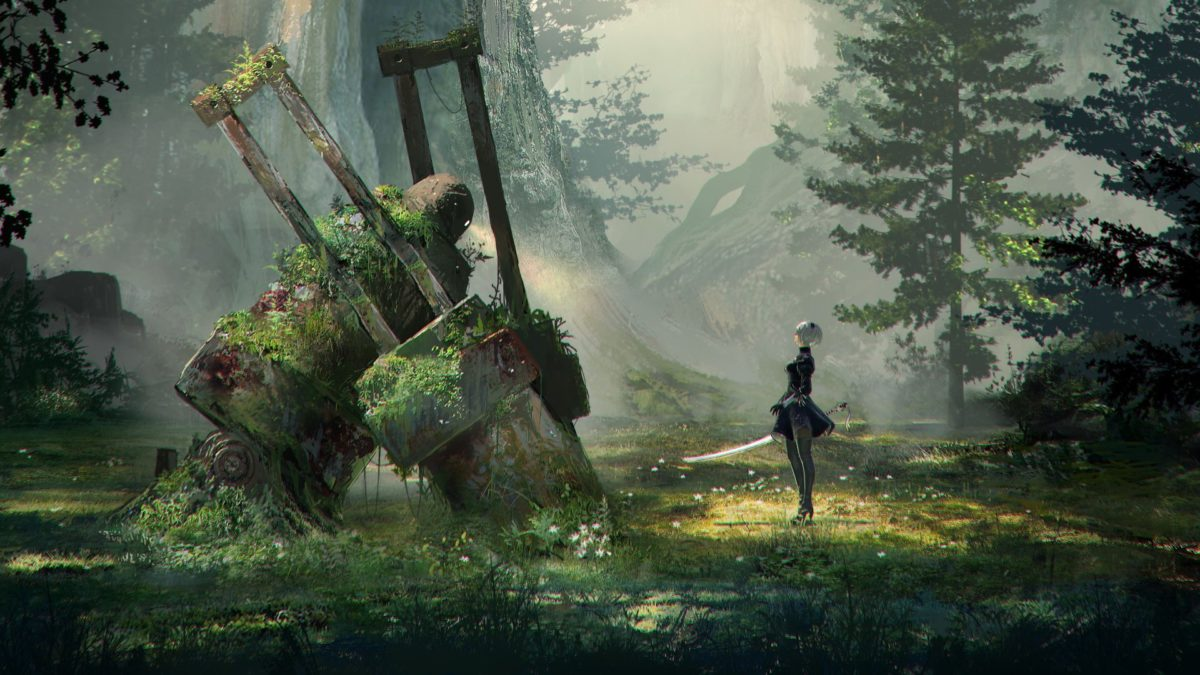 Steam version of Nier: Automata finally being updated