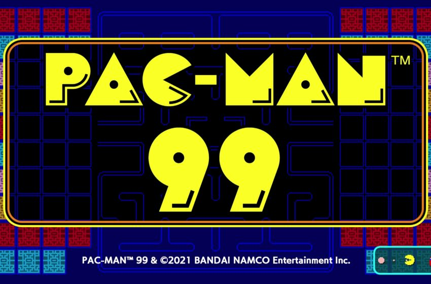 Pac-Man 99 is a great new Pac-Man — and a loving homage to Namco history