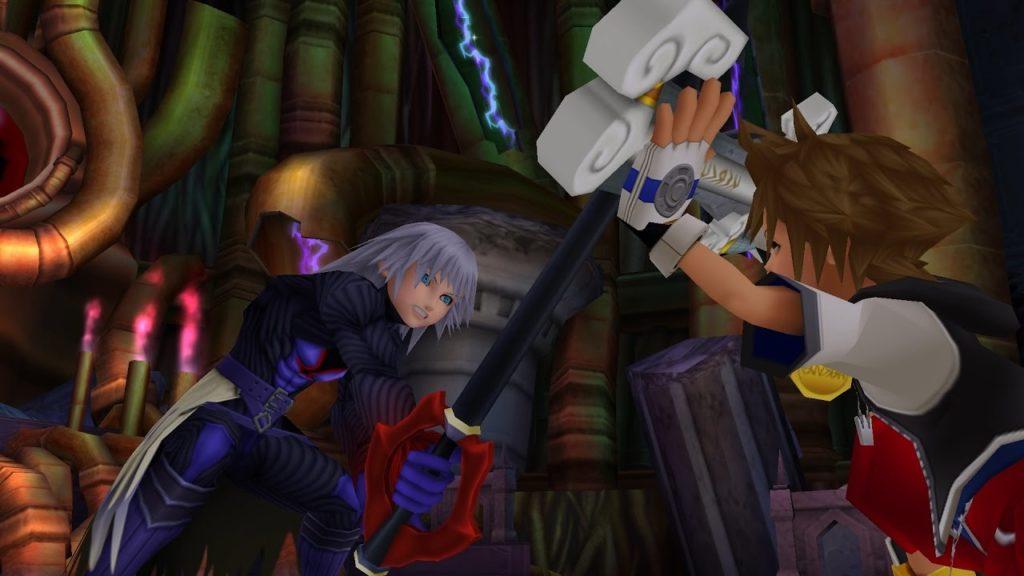Kingdom Hearts Mess