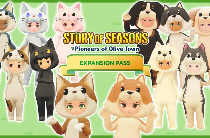 Story of Seasons: Pioneers of Olive Town Expansion Pass Part 1 DLC out now