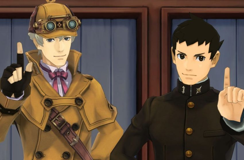 The Great Ace Attorney Chronicles announced