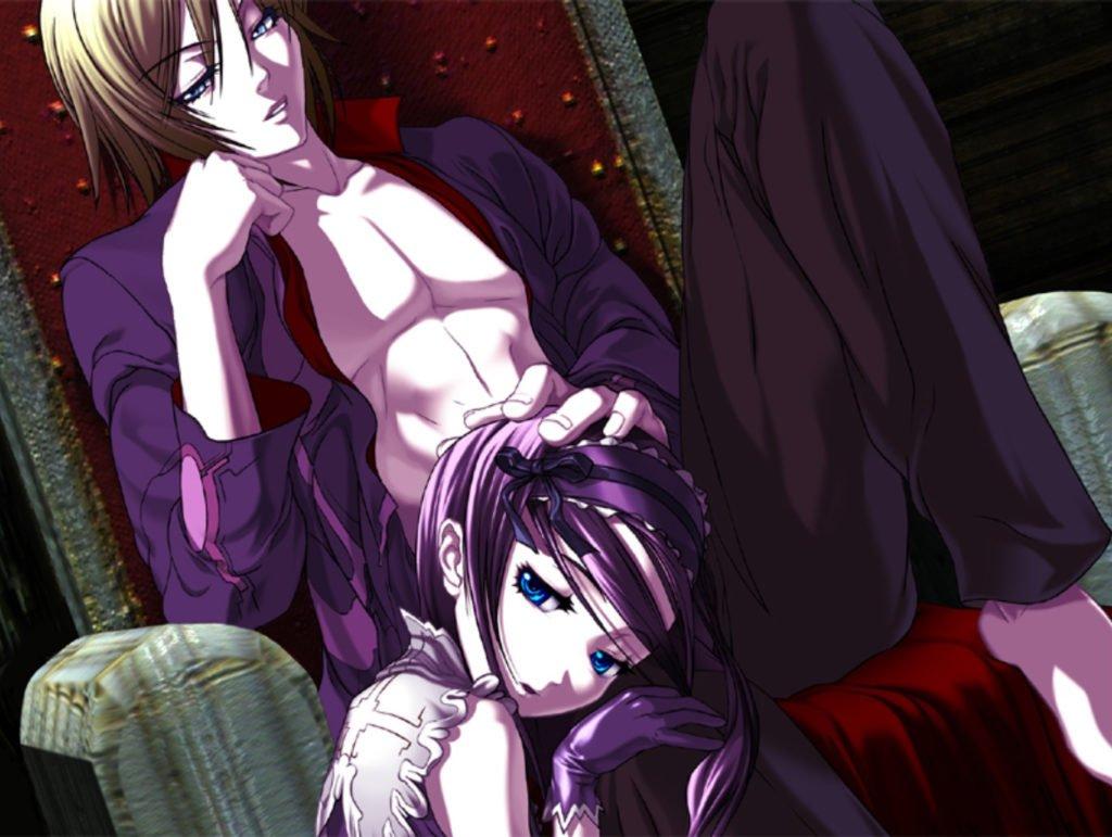 Best horror visual novels: Deus Machina Demonbane