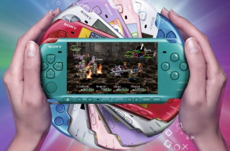 6 of the best PSP role-playing games