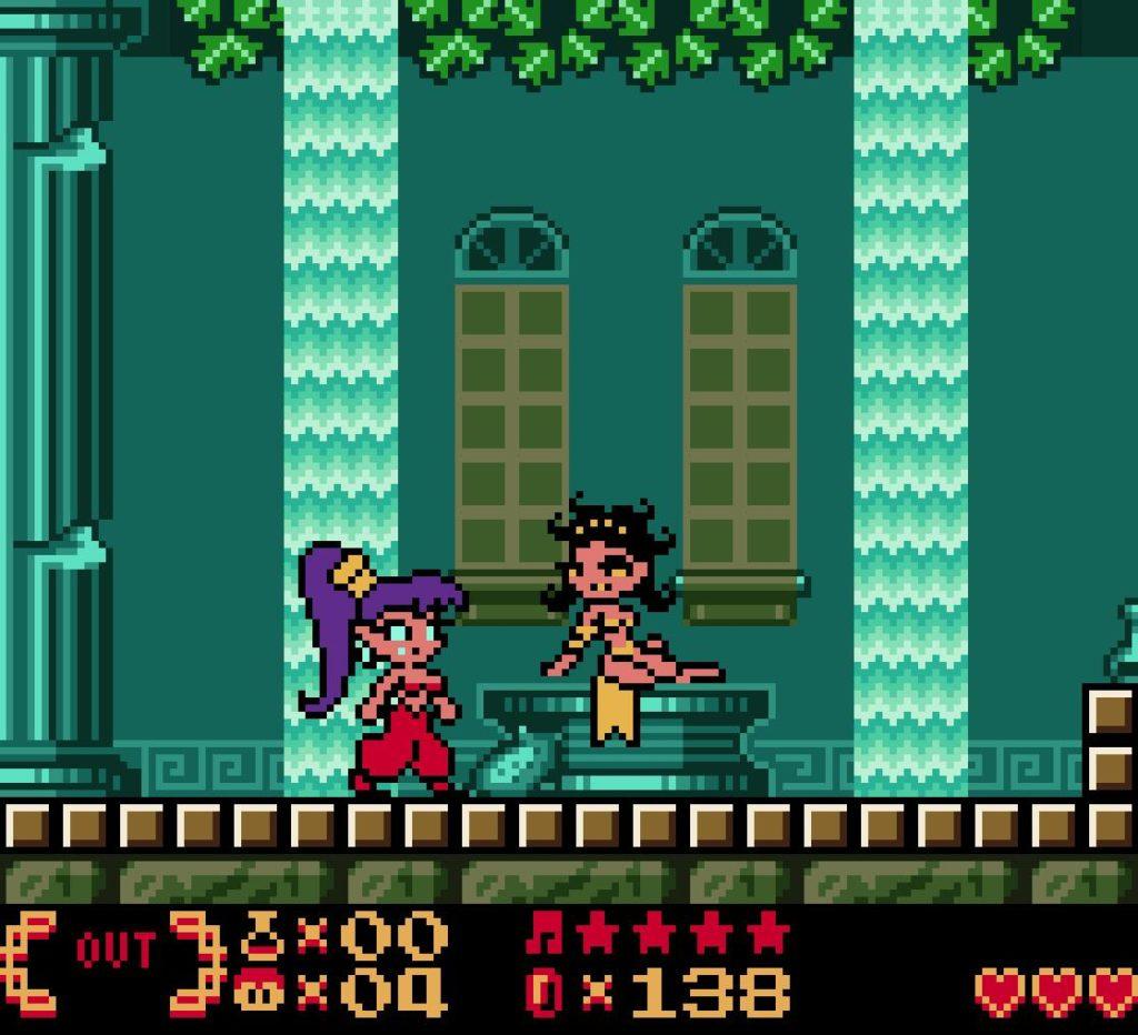 Shantae limited run release