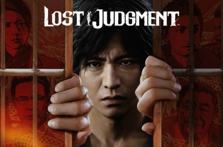 Lost Judgment revealed, launches September 24 worldwide