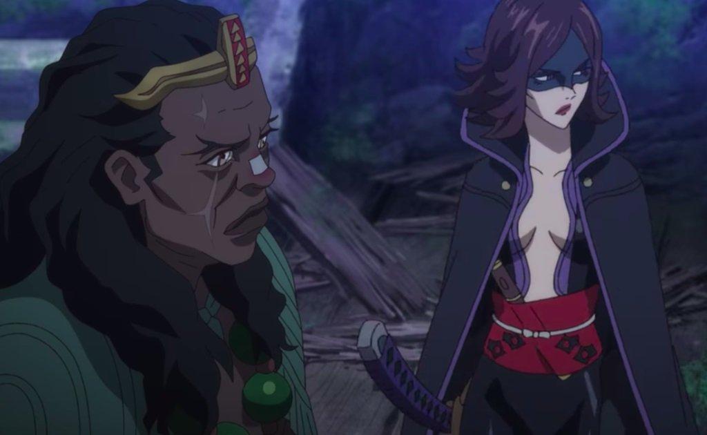 Yasuke mercenaries
