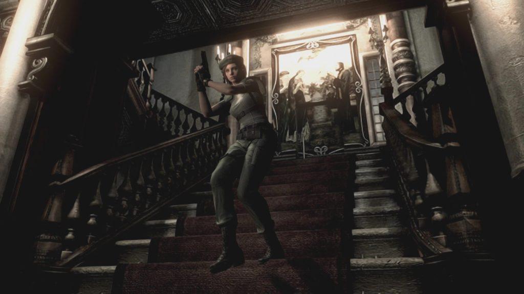 Best horror games: Resident Evil