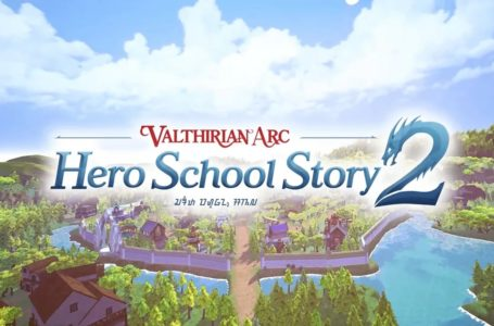 Valthirian Arc: Hero School Story 2 enters early access this Summer
