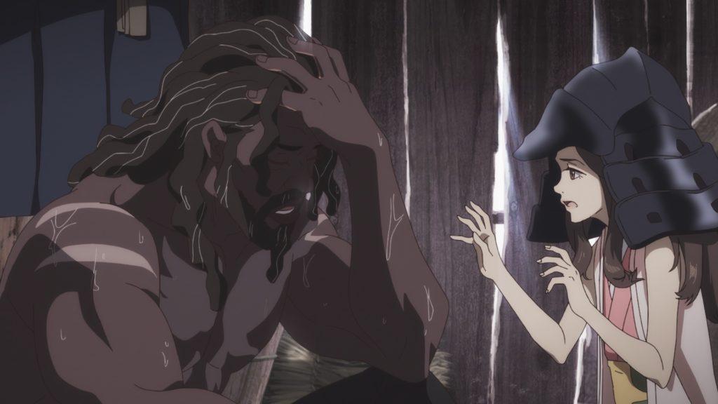 Yasuke and Saki