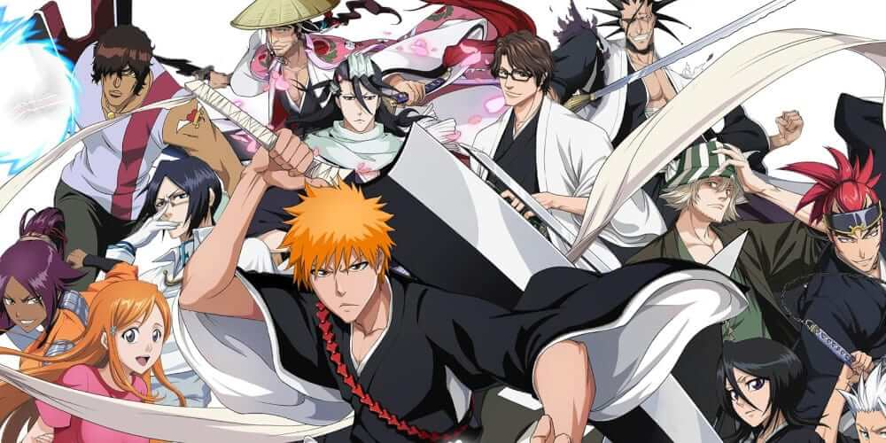 Bleach Anime that should have ended earlier