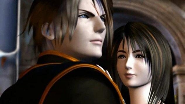 Final Fantasy VIII characters