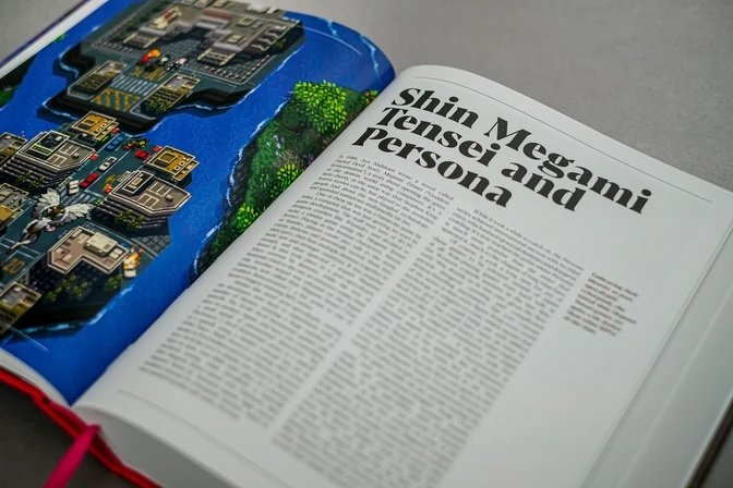 A Guide to Japanese Role-Playing Games SMT and Persona