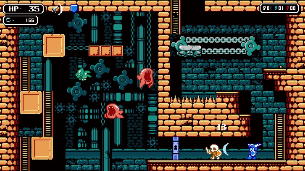 Astalon: Tears of the Earth Metroid-style game