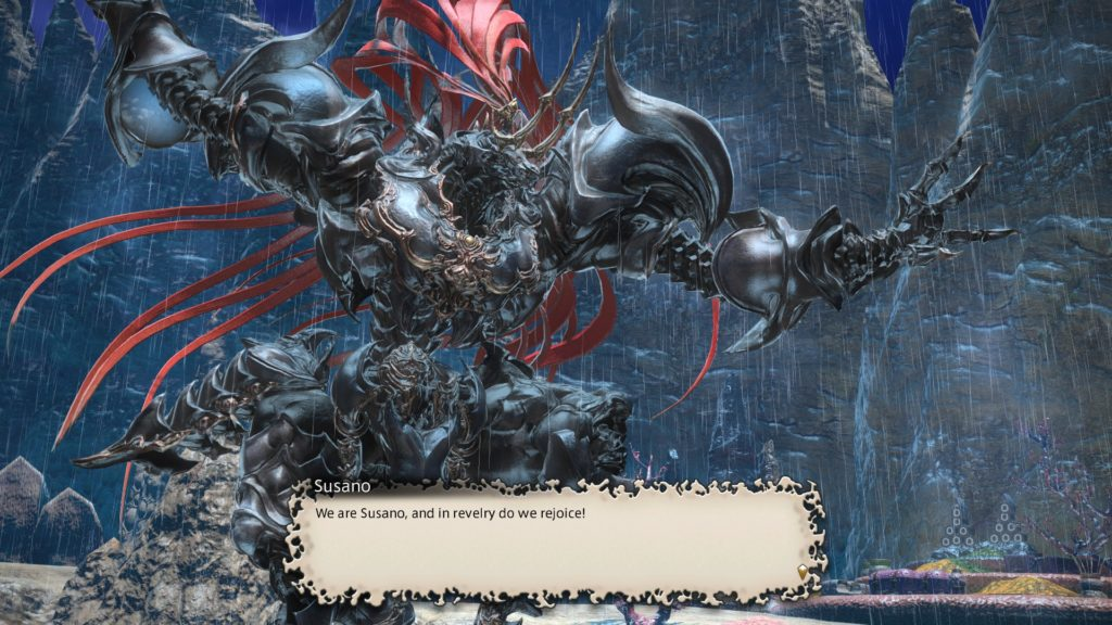 Letters Page: Final Fantasy XIV