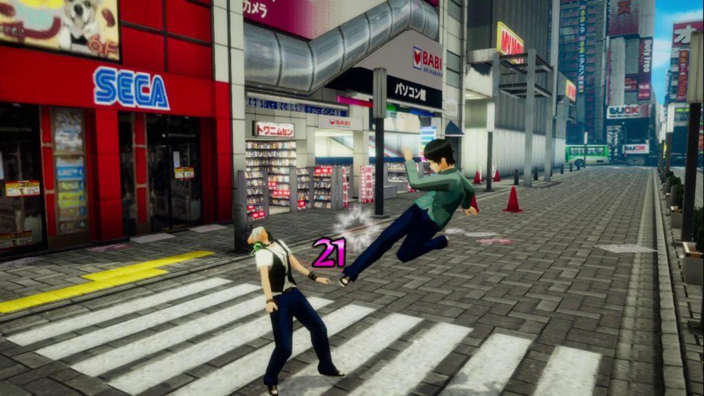 Akiba's Trip Hellbound & Debriefed combat