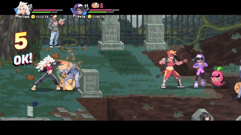 River City Girls 2 Marian Provie screenshot