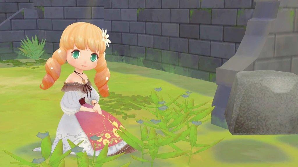 Story of Seasons Pioneers of Olive Town Twilight Isle screenshot