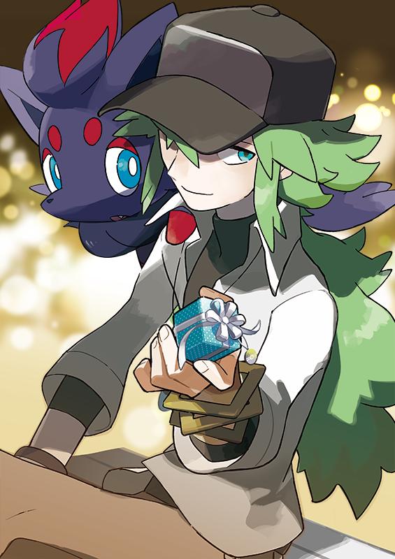 N from Pokémon