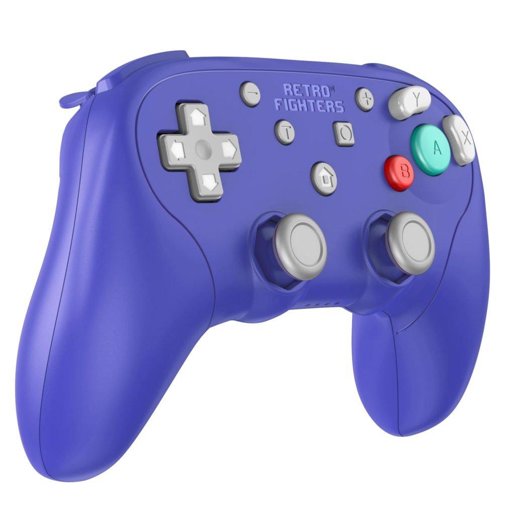 BladeGC controller purple