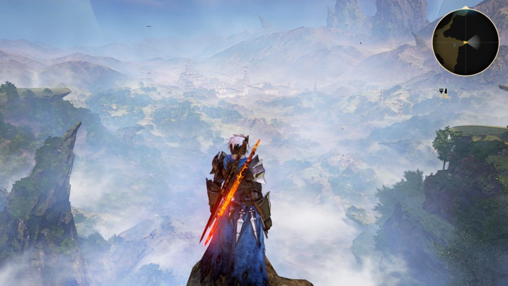 Tales of Arise environments